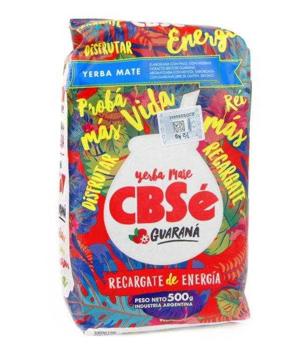 CBSe Energija su guarana arbata 500 g