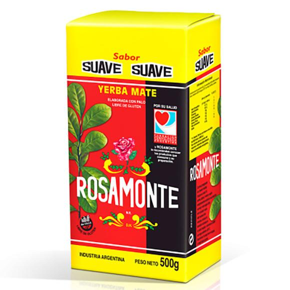 Rosamonte Suave matė 500g