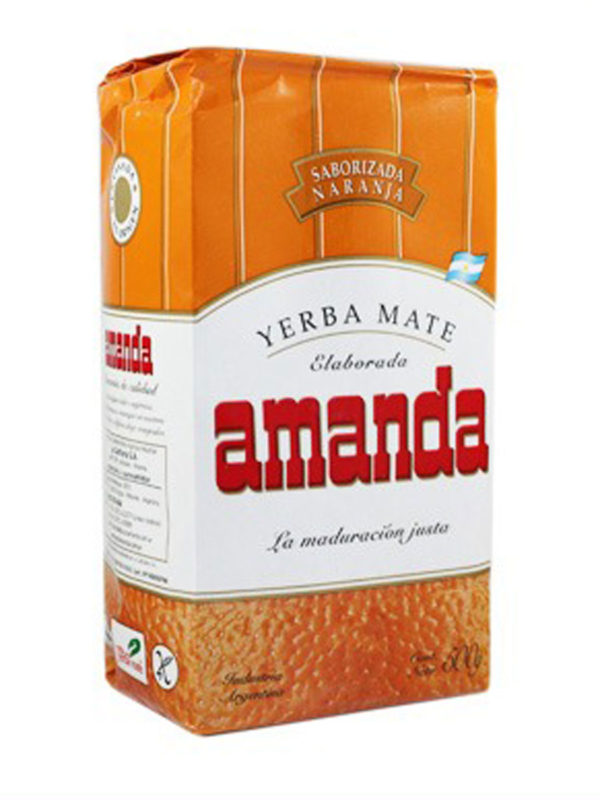 Amanda Naranja (orange) matė 500g