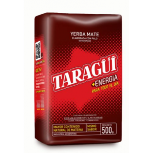 Taragui + Energia matė 500 g