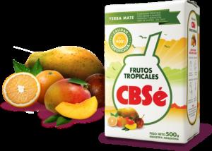 CBS'e tropiniai vaisiai 500 g