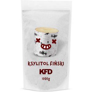 Ksilitolis (beržų cukrus) 1000 g