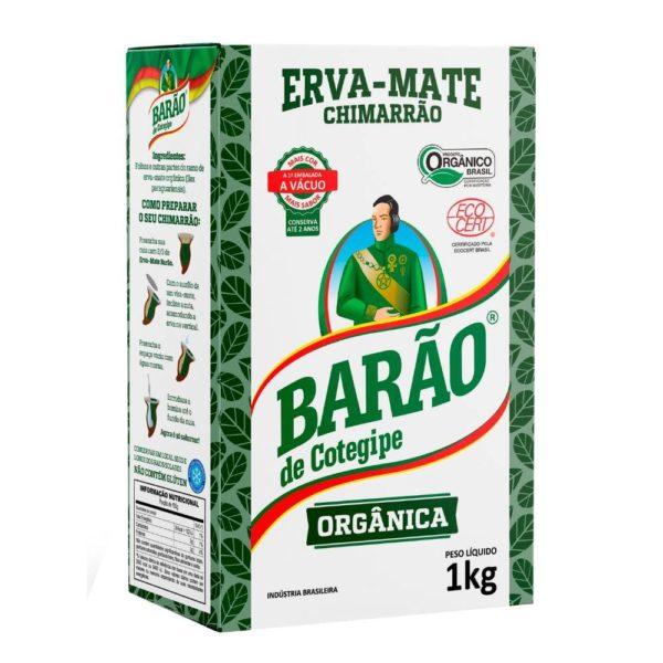 Barao De Cotegipe Organica matė 1 kg