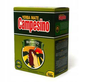 CAMPESINO Burito Te Verde matė 250 g