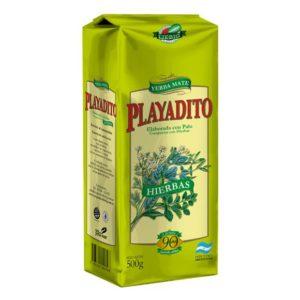 Playadito con hierbas matė 500g