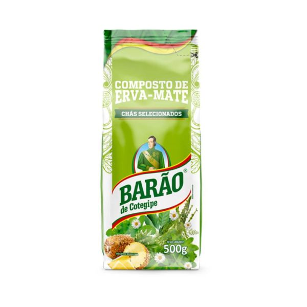 Barao Chas Selecionados 500g