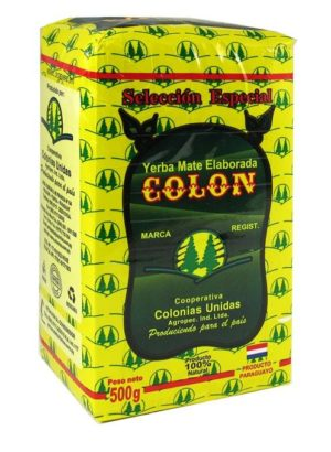 Colon Seleccion Especial matė 500g