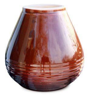 Matero Ceramico marron 250 ml