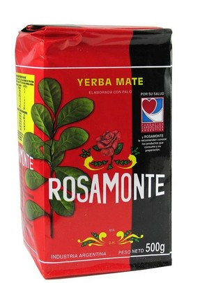 Rosamonte matė 500g