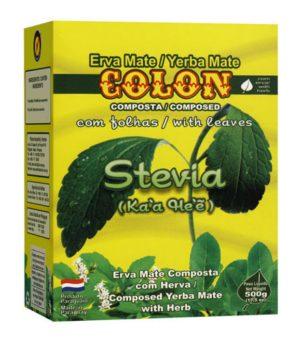 Colon + Stevia matė arbatos rinkinys