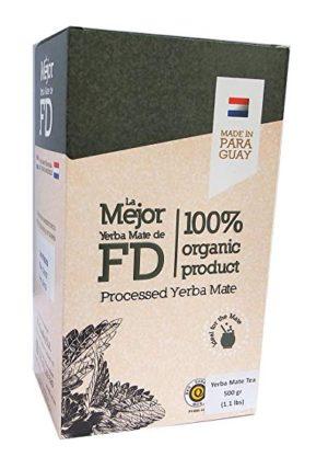 FA LA MEJOR organic matė 500 g