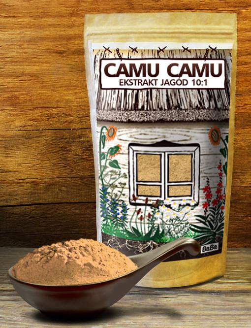 Camu Camu uogų milteliai 10:1 / 50 g