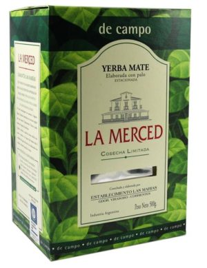 La Merced Original de Campo matė 500g