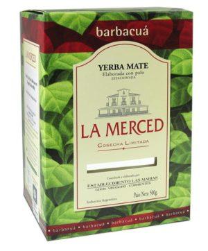 La Merced Barbacua matė 500g