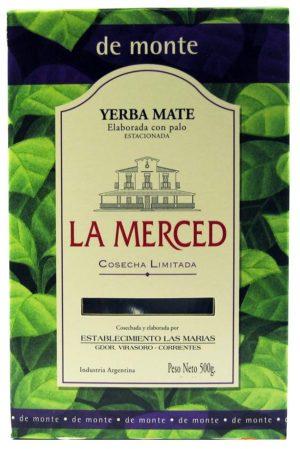 La Merced de Monte matė 500 g