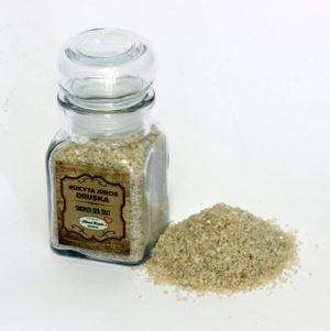 Rūkyta jūros druska 150 g. 2 už 1 kainą!