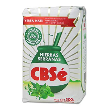 CBSé - Hierbas Serranas matė