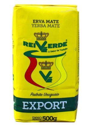 Yerba Mate Rei Verde 500 g