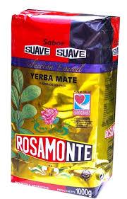 Rosamonte suave especial matė 1000 g