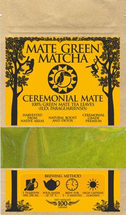 Yerba Mate Green Matcha 50 g