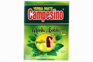 Campesino Menta Boldo arbata 500 g