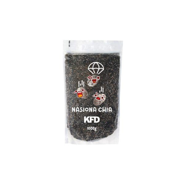 KFD CHIA sėklos 1000 g