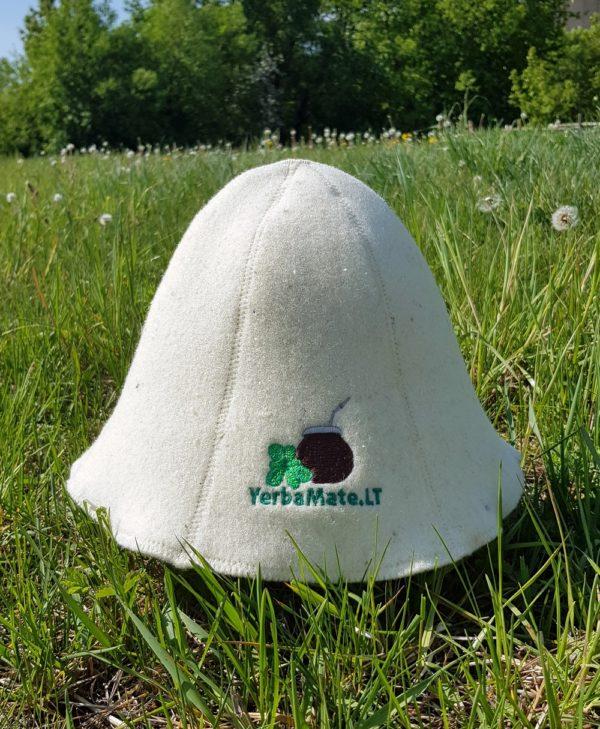 Veltinio pirties kepurė