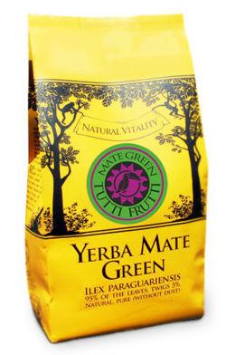 Mate Green TUTTI FRYTTI 400 g