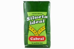 Cabral Silueta Ideal matė 1kg
