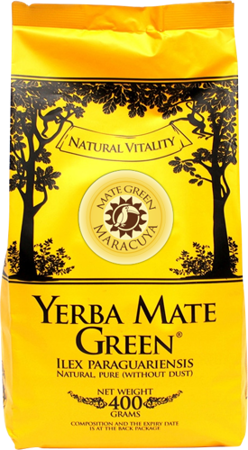 Mate Green Maracuya 400 g