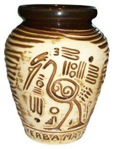 Keramikinė kalabasa AZTEK 300 ml