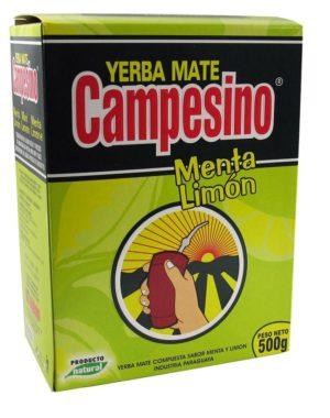 Campesino Mint Lemon matė 500g