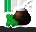 Yerba Mate logotipas